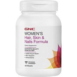 viên bổ tổng hợp cho da, tóc và móng