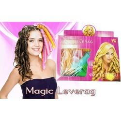Bộ dụng cụ uốn tóc không nhiệt magic