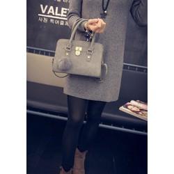 Túi xách nữ thời trang Chất liệu PU, 24x25x17x10cm