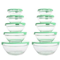 Combo 10 bát thủy tinh Glass Bowl