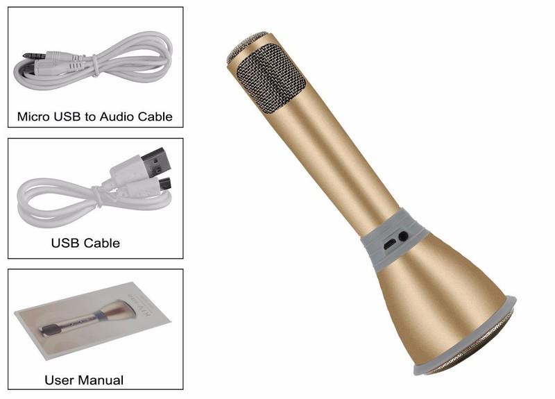 Micro Bluetooth - Micro Bluetooth K88 5