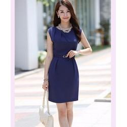 Đầm công sở phong cách Hàn Quốc - RMS01179
