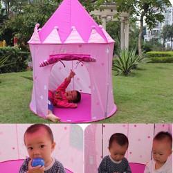 Lều hoàng tử công chúa