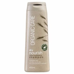 Dầu gội phục hồi tóc hư tổn Organic care