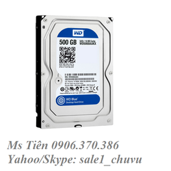 Ổ cứng WD 500GB Blue PC