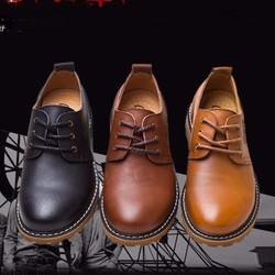 Giày cao nam hàng hiệu – GC43