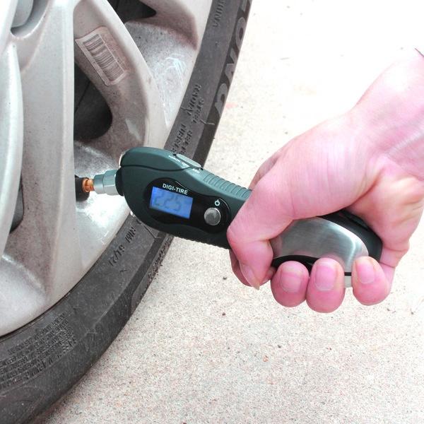 Dụng cụ đo áp suất lốp đa năng 4