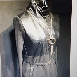 Đầm thun nữ mùa thu, thiết kế độc đáo, phong cách cá tính.
