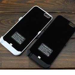 Ốp Lưng Pin Kiêm Sạc Dự Phòng Iphone 6 và iphone 6S