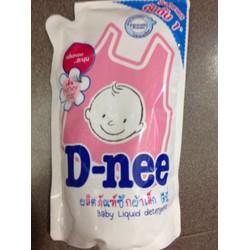 Bộ 2 dung dịch giặt xả D-nee Honey Star 600ml