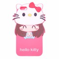 Ốp lưng dẻo Hello Kitty cho Iphne 6, 6 S