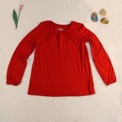 Áo thun cổ chun tròn  chất liệu cotton mềm mại