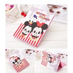 Bao da Mickey Minnie iPad Mini 1 2 3 4 iPad Air Air2