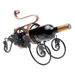 Kệ rượu hình bệ rượu nho FtraMart