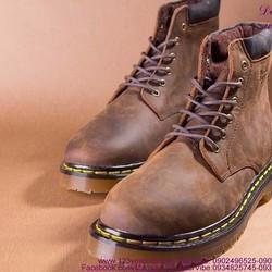 Giày Doctor nam cổ cao phong cách sành điệu nam tính GDOC37
