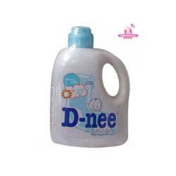 Dung dịch giặt xả D-nee 960ml lovely sky
