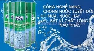 Bình xịt nano chống nước