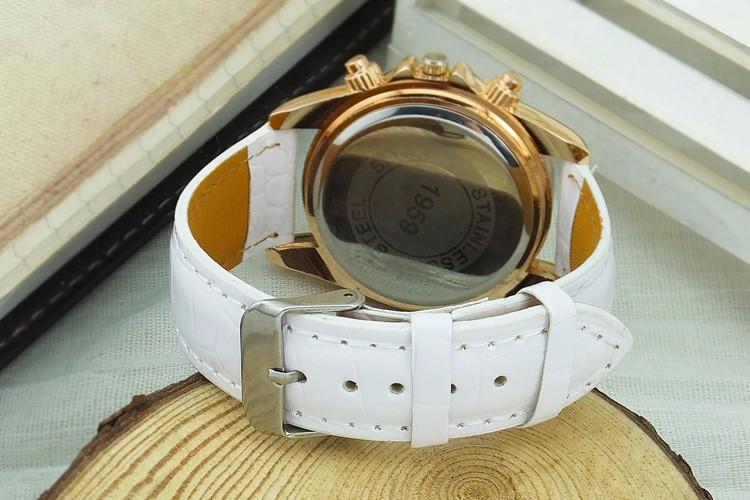 Đồng hồ thời trang đính hạt xinh xắn 7