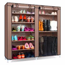 Tủ vải để giày dép