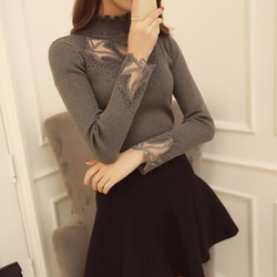 Áo len phong cách chất cực đẹp A038