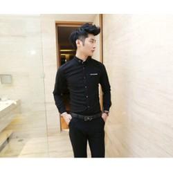 Sơ mi nam body phối túi thời trang sành điệu SMYL02