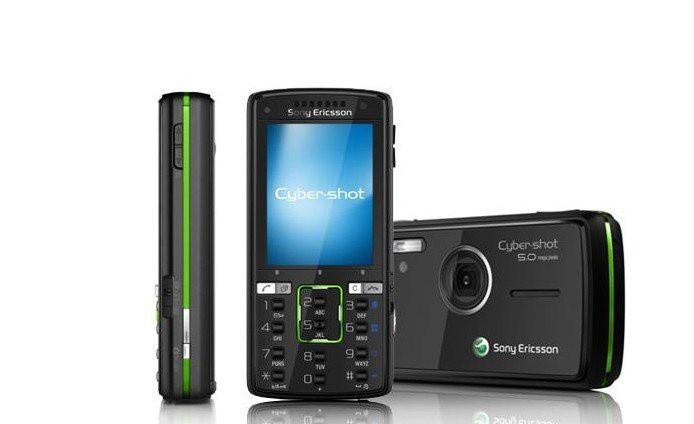 Sony Ericsson K850i 5