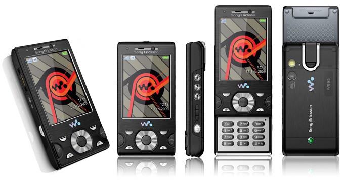 Sony Ericsson K850i 9