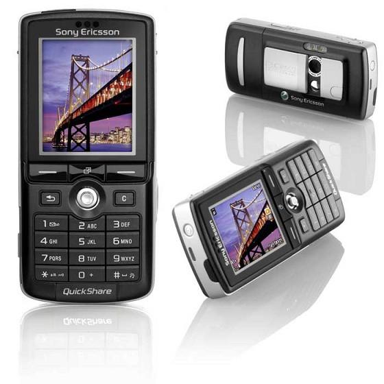 Sony Ericsson K850i 8