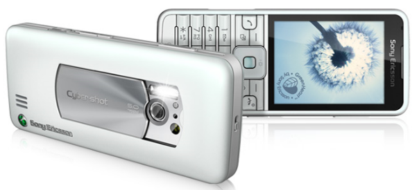 Sony Ericsson K850i 4
