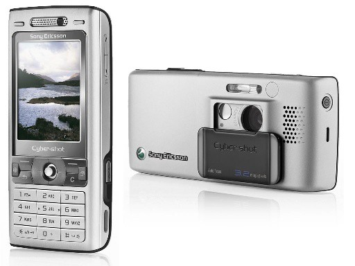 Sony Ericsson K850i 7