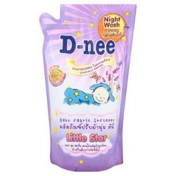 Bộ 2 dung  dịch xả vải D-nee Little star 600ml