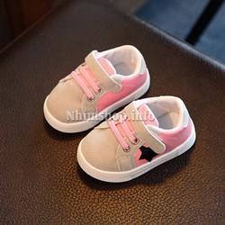 Giày tập đi cho bé gái 6 - 18 tháng TD20