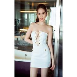 Đầm ống ôm body Ngọc Trinhthiết kế trẻ trung tinh tế M3992