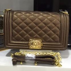 Túi Xách Chanel Boy Hàng Super Sale