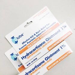 Kem bôi ngoài da trị ngứa, vảy nến.. Hydrocortisone Ointment