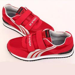 Giày thể thao nữ quai dán cá tính TT052DO