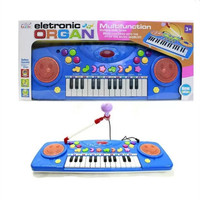 Đàn organ điện tử có micro cho bé yêu thỏa sức học đàn, hát