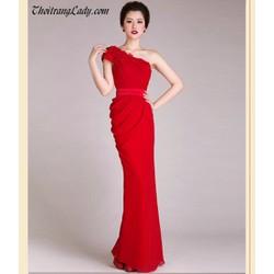 Đầm dạ hội tôn dáng DV342