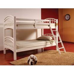 Giường tầng xuất khẩu cao cấp cho bé 6006