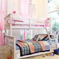Giường tầng xuất khẩu cao cấp cho bé 5947