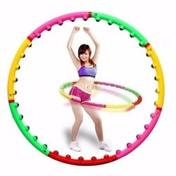 Vòng lắc eo nhiều màu sắc Massage Hoop