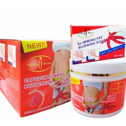 Kem tan mỡ Chilli Capsicum Slimming Body Cream