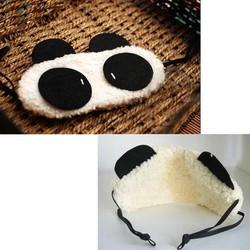 Bịt mắt ngủ ngon Panda