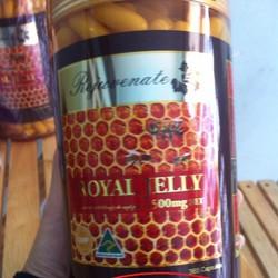 Sữa ong chúa hàm lượng cao nhất hiện tại Royal Jelly 1650mg