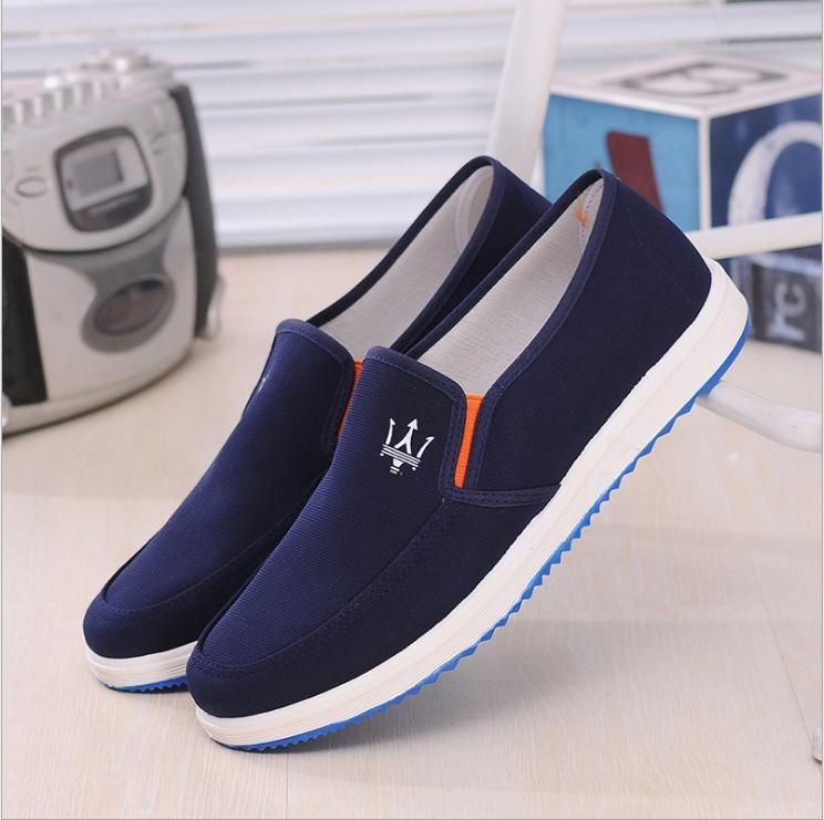 Giày Vải Chất Liệu Bền Đẹp - GV02 2