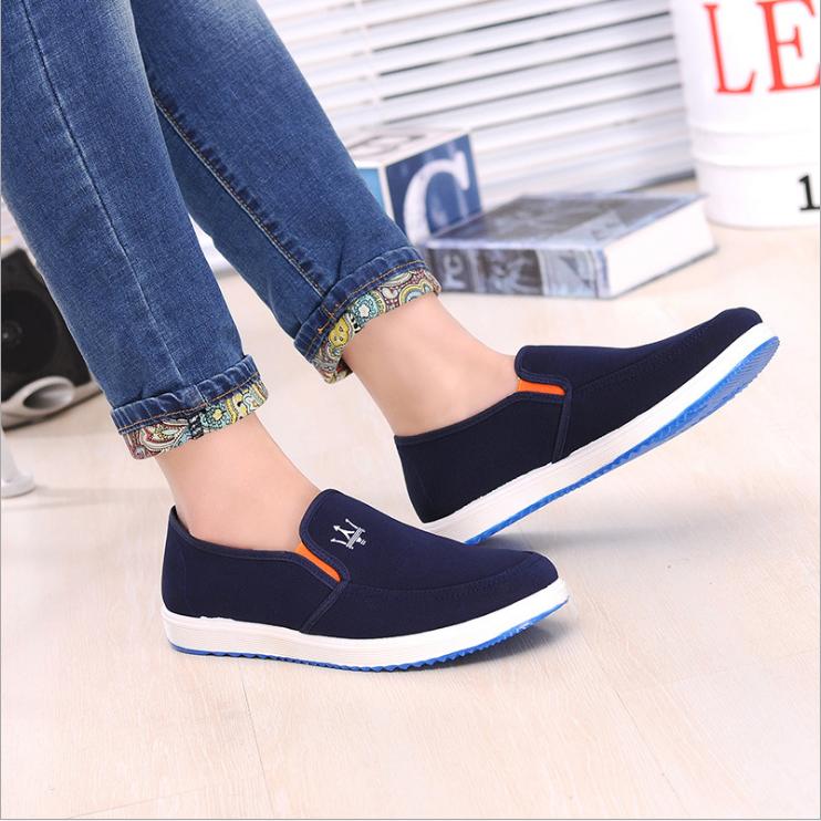 Giày Vải Chất Liệu Bền Đẹp - GV02 3