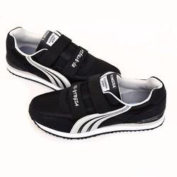 Giày thể thao nữ quai dán cá tính TT052D