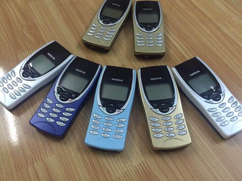 Nokia 8210 7