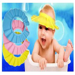 2 nón tắm an toàn cho bé