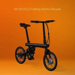 Xe đạp điện thông minh Xiaomi Qicycle